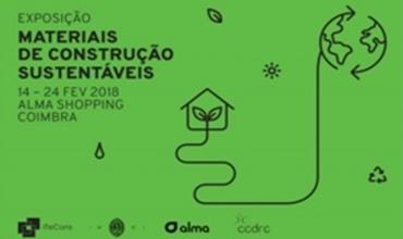FARCIMAR, S.A. NA EXPOSIÇÃO DE MATERIAIS DE CONSTRUÇÃO SUSTENTÁVEIS EM COIMBRA
